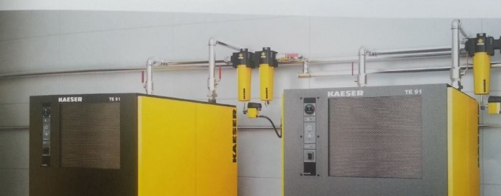 Kaeser Filter – Pure compressed air - the cost effective way